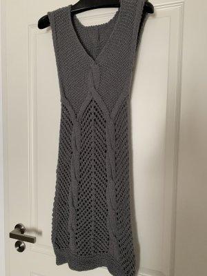 Unikat Abito di maglia grigio
