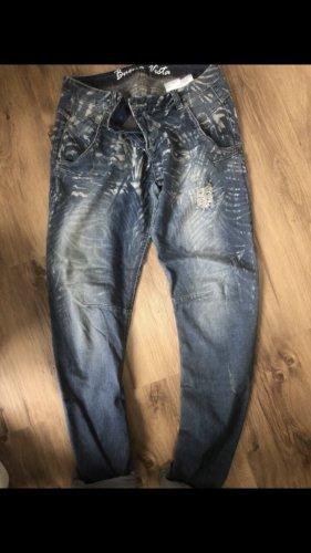 Unikate Jeans used Look