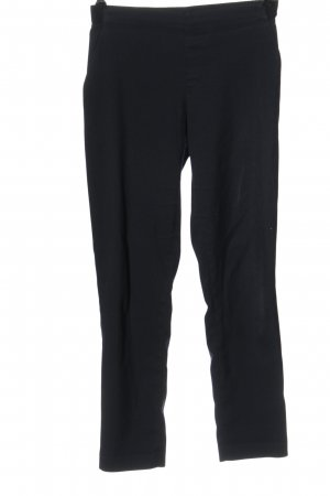 Uniqlo Pantalon 7/8 bleu style décontracté