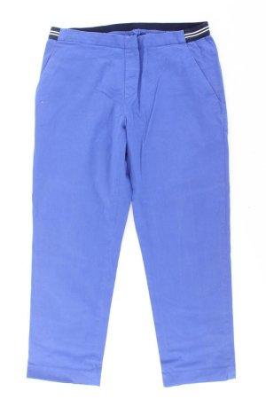 Uniqlo 7/8 Hose Größe XL blau aus Baumwolle