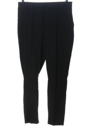 Uniqlo Pantalon 7/8 noir style d'affaires