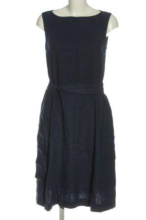 Uniqlo A-Linien Kleid blau Elegant
