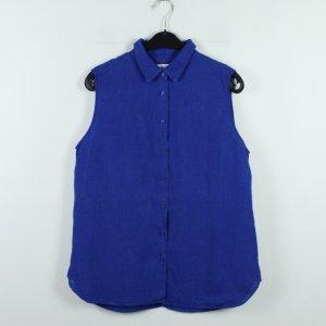 Uniqlo Bluse Gr. XL blau (20/01/082)