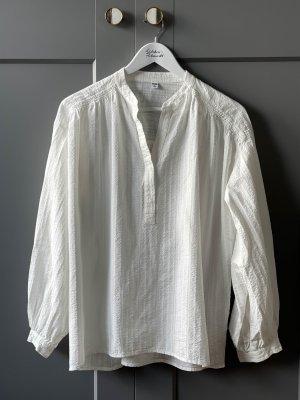Uniqlo Bluse Größe S weiß Bohemian Style