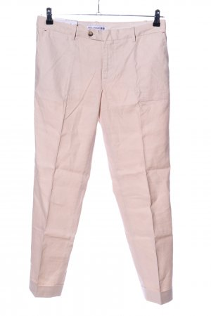 Uniqlo Bundfaltenhose pink Business-Look