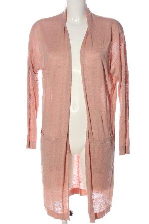 Uniqlo Cardigan pink Casual-Look