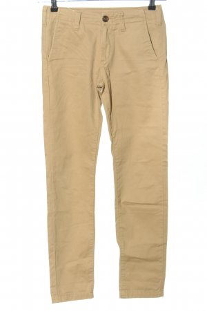 Uniqlo Chinohose wollweiß Casual-Look