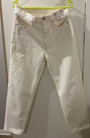 Uniqlo Crème Jeans