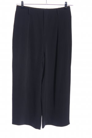 Uniqlo Culottes schwarz Business-Look