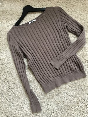 Uniqlo Fine Knitted Cardigan light brown