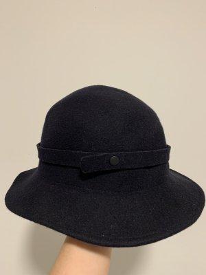 Uniqlo Cappello in feltro nero