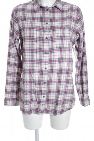 Uniqlo Flanellhemd Karomuster Casual-Look
