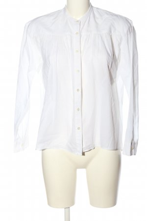 Uniqlo Hemd-Bluse weiß Casual-Look