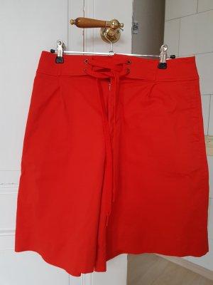 Uniqlo Pantalone culotte rosso chiaro-rosso