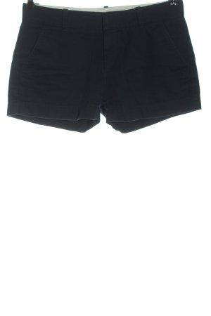 Uniqlo Krótkie szorty czarny W stylu casual
