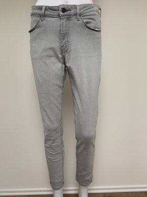 UNIQLO Jeans, grau in Größe 28