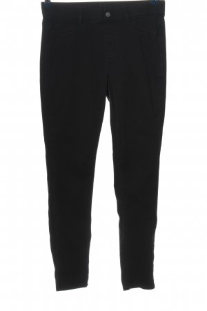 Uniqlo Jeggings nero stile casual