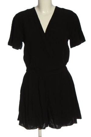 Uniqlo Jumpsuit schwarz Elegant