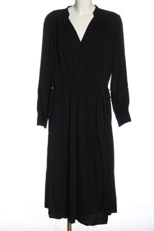 Uniqlo Longsleeve Dress black business style