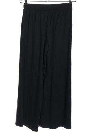 Uniqlo Marlene Dietrich broek zwart casual uitstraling