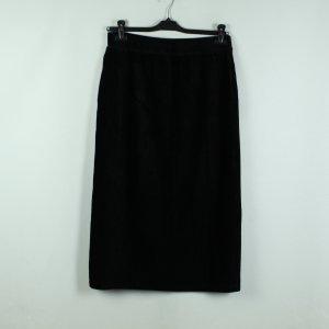 Uniqlo Spódnica midi czarny