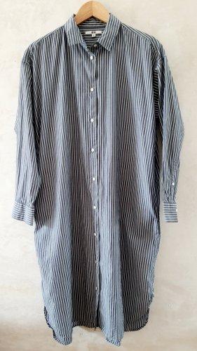 Uniqlo Shirt Dress white-grey