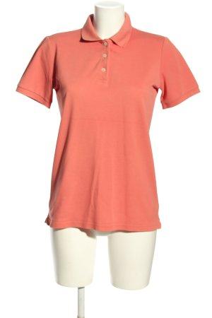 Uniqlo Polo-Shirt hellorange Casual-Look