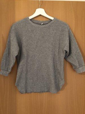 Uniqlo Pullover grau