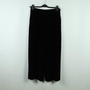 Uniqlo Marlene Dietrich broek zwart Polyester