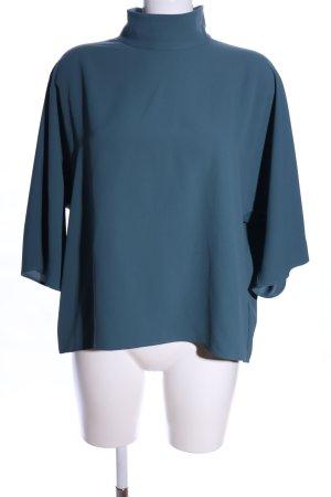 Uniqlo Camicetta da notte blu stile casual