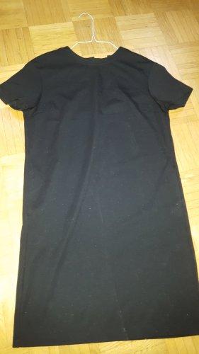 Uniqlo schwarzes Kleid Seitentaschen Gr.36