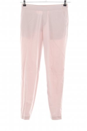 Uniqlo Stoffhose pink Casual-Look