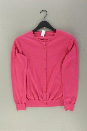 Uniqlo Cardigan in maglia rosa chiaro-rosa-rosa-fucsia neon Cotone