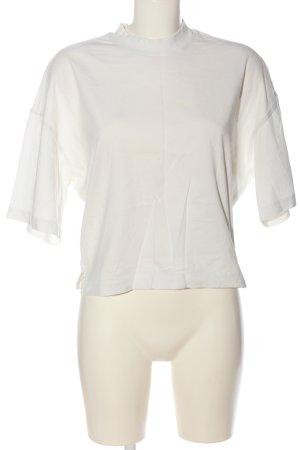 Uniqlo T-Shirt weiß Casual-Look