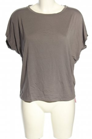 Uniqlo T-Shirt hellgrau Casual-Look