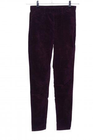 Uniqlo Treggings braun Casual-Look