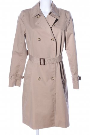 Uniqlo Trenchcoat rose chair style décontracté