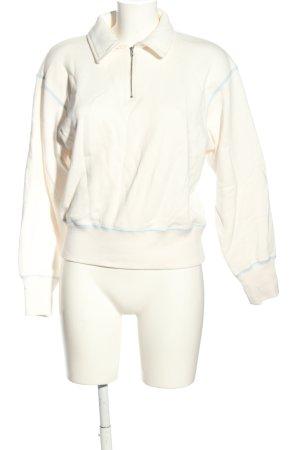 Uniqlo Jersey marinero blanco puro look casual