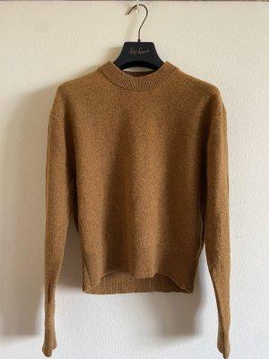 Uniqlo U  100% Wolle Kurzpullover