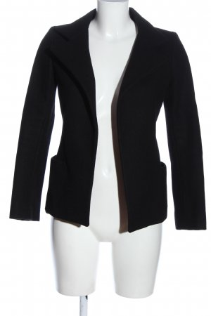 Uniqlo Blazer de lana negro estilo «business»