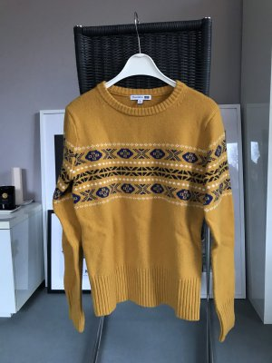 Uniqlo Norwegian Sweater multicolored