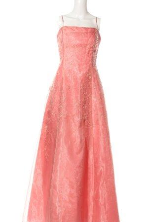 Unique Abendkleid pink Elegant