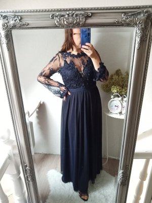 Unique Abendkleid mit Spitze 42 neu