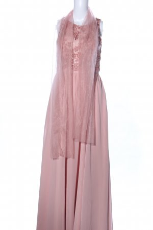 Unique Abendkleid pink Elegant
