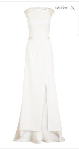 Unique Vestido de novia blanco