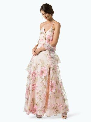 Unique Szyfonowa sukienka różany