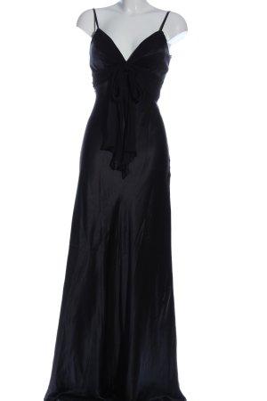 Unique Maxikleid schwarz Elegant