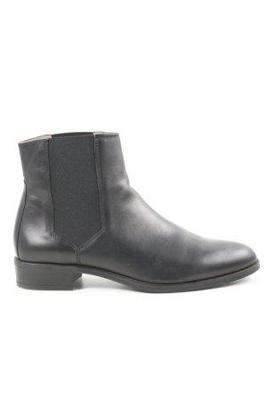 Unisa Chelsea Boot noir style décontracté