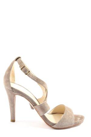 Unisa High Heel Sandaletten braun Elegant