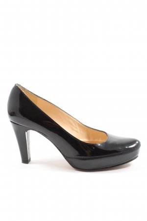 Unisa High Heels schwarz Business-Look